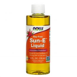Now Foods, Sun-E Liquid, 18,800 IU, 4oz