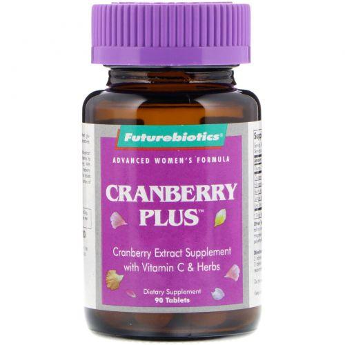 FutureBiotics, Advanced Women's Formula, Cranberry Plus, 90 Tablets
