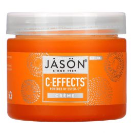 Jason Natural, C Effects, Натуральный крем без примесей, 2унции (57г)