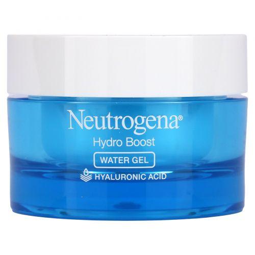 """Neutrogena, Водный гель """"Гидробуст"""", 1,7 унции (48 г)"""