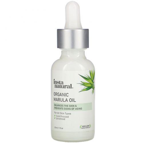 InstaNatural, Complete Organics, Marula Oil, 1 fl oz (30 ml)