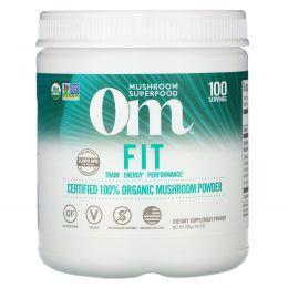 Organic Mushroom Nutrition, В хорошей форме, грибной порошок, 7.14 унций (200 г)