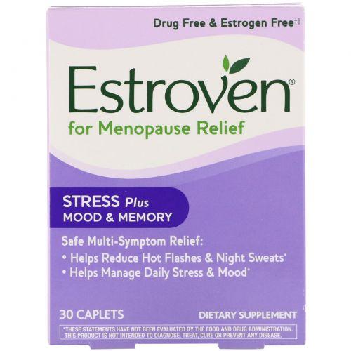 Estroven, Настроение & память, 30 капсул