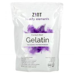 Z!NT, Beef Gelatin, Чистый Протеин, 32 унции (907г)