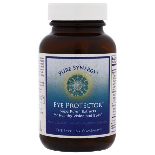 The Synergy Company, Eye Protector, 60 Veggie Caps