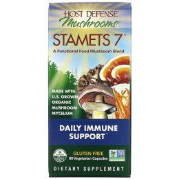 Fungi Perfecti, Host Defense, Stamets 7, 60 NP Caps