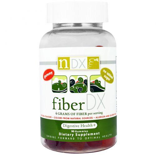 Natural Dynamix, Жевательная клетчатка DX, 90 мягкий взбитый крем алоэ вера