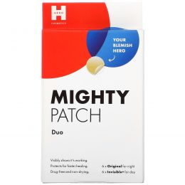 Hero Cosmetics, Mighty Patch Duo,  6 Original + 6 Invisible+ Patches