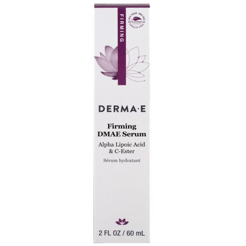 Derma E, Firming DMAE Serum, Alpha Lipoic Acid and C-Ester, 2 fl oz (60 ml)