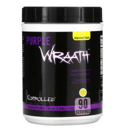 Controlled Labs, Purple Wraath, аминокислотный комплекс со вкусом лимонада, 1108 г