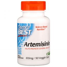 Doctor's Best, Artemisinin, 100 mg, 90 Veggie Caps