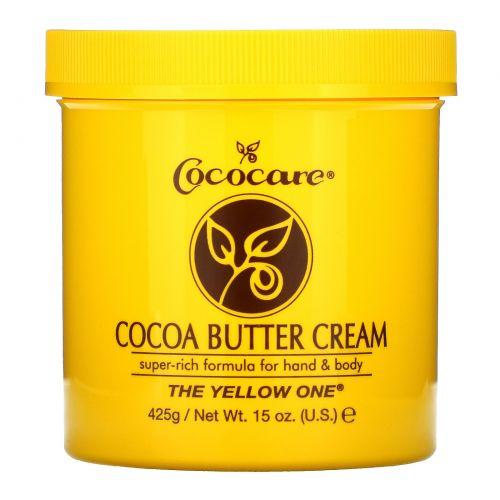 Cococare, The Yellow One, Крем с кокосовым маслом,  15 унций (425 г)