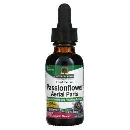 Nature's Answer, Пассифлора, с низким содержанием спирта, 2000 мг, 1 жидкая унция (30 мл)