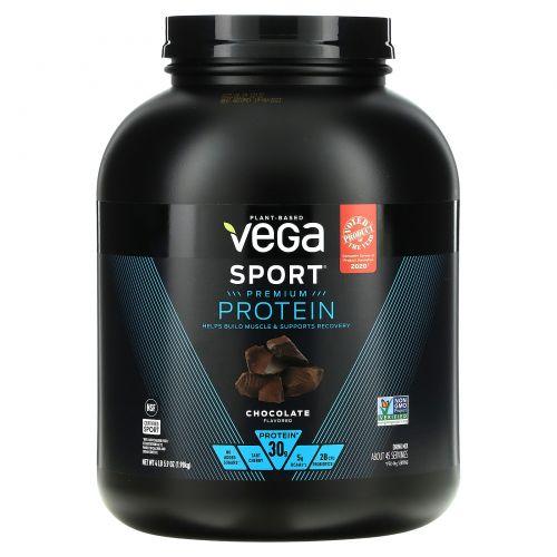 Vega, Шоколадный ароматизатор, 4 фунта 5,9 унций (1,98 кг)