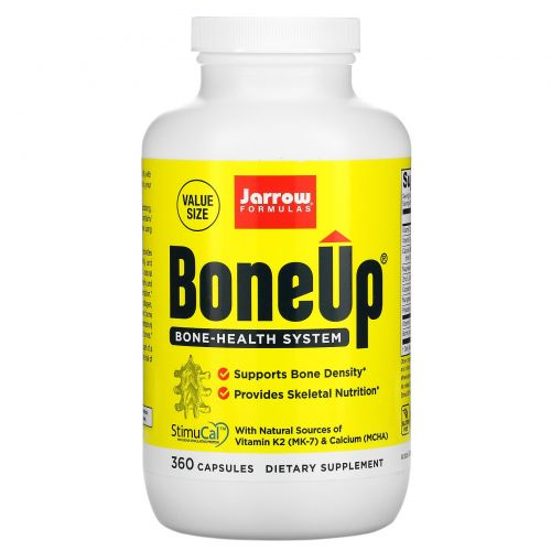 Jarrow Formulas, Bone-Up, 360 капсул