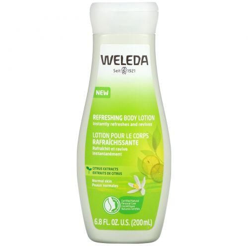Weleda, Refreshing Body Lotion, Citrus Extracts, 6.8 fl oz (200 ml)