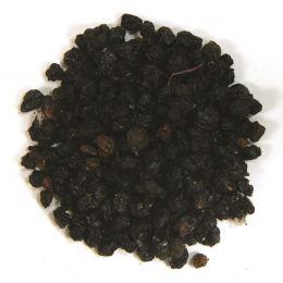 Frontier Natural Products, Органические целые ягоды бузины, Ягоды из Европы, 16 унций (453 г)