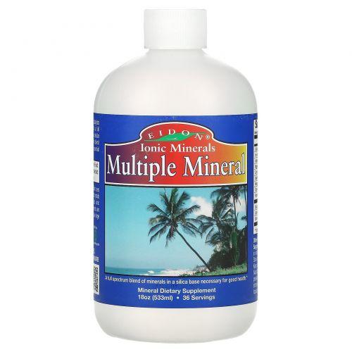 Eidon Mineral Supplements, Минеральный комплекс 18унции (533 мл)