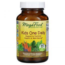 MegaFood, Для детей на каждый день, 60 таблеток