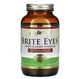 Life Time, Brite Eyes, антиоксидантная формула, 120 капсул