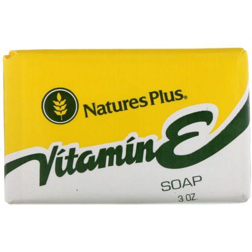 Nature's Plus, Мыло с витамином Е, 3 унции