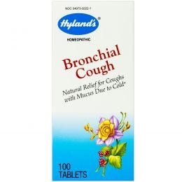 Hyland's, Средство от кашля, 100 таблеток