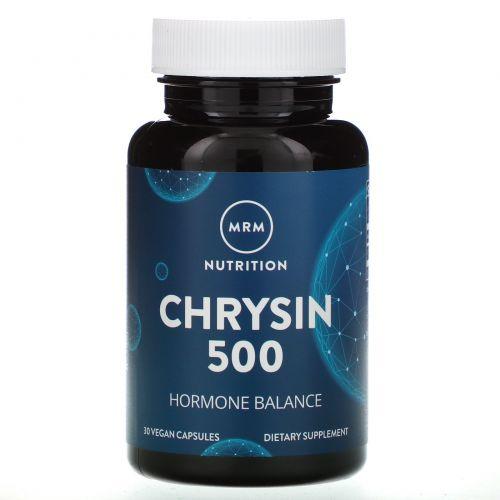 MRM, Хризин 500, 30 капсул