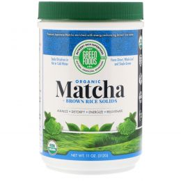 Green Foods Corporation, Organic, Matcha Green Tea, 11 oz (312 g)
