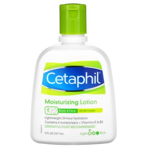 Cetaphil, Увлажняющий  лосьон, 8 жид.унций (237 мл)