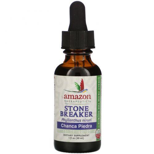 Amazon Therapeutics, Чанка пьедра, 30 мл (1 fl oz)