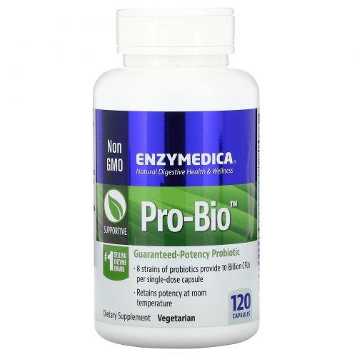 Enzymedica, Pro-Bio, 120 капсул