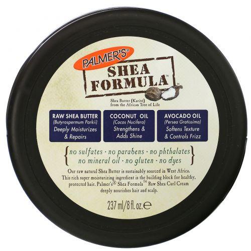 Palmer's, Shea Formula, Moisture Curl Cream, 8 fl oz (237 ml)