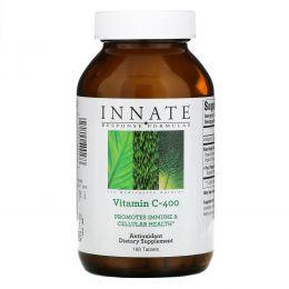Innate Response Formulas, Витамин C-400, 180 таблеток