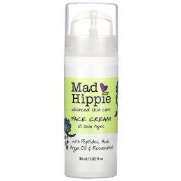 Mad Hippie Skin Care Products, Крем для лица с 13 активными компонентами, 1,02 жидкой унции (30 мл)