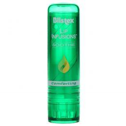Blistex, Lip Infusions, Lip Moisturizer, Soothe, 0.13 oz (3.69 g)