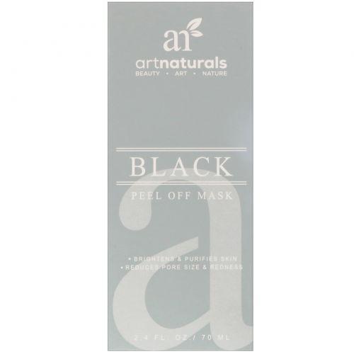 Artnaturals, Маска для удаления черной кожицы. 70 мл