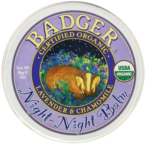 Badger Company, Бальзам Night-Night, 2 унции (56 г)