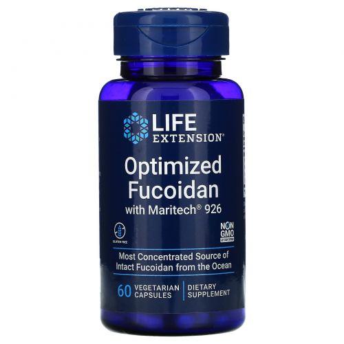 Life Extension, Улучшенный Фукодиан, 60вегетарианских капсул