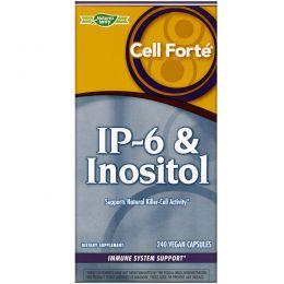 Nature's Way, Селл Форте, IP-6 с инозитолом, восстановление иммунитета, 240 растительных капсул