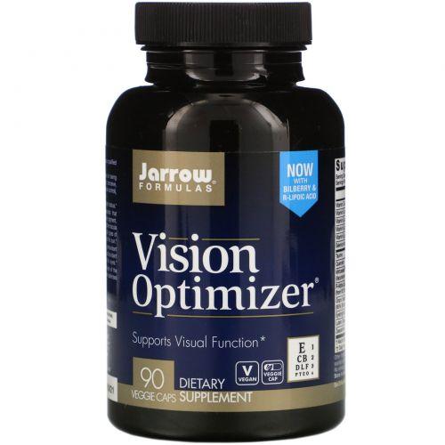 Jarrow Formulas, Vision Optimizer, 90 Veggie Caps