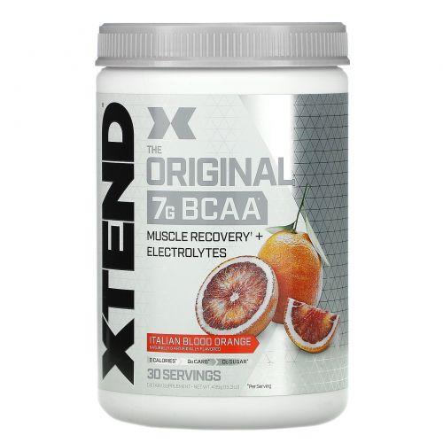 Scivation, Xtend BCAAs, Кроваво-красный Апельсин, 14.8 oz (420 g)