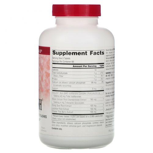 Source Naturals, Hot Flash, 180 таблеток