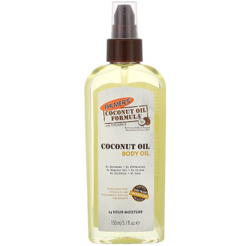 Palmer's, Coconut Oil Formula, Body Oil, 5.1 fl oz (150 ml)