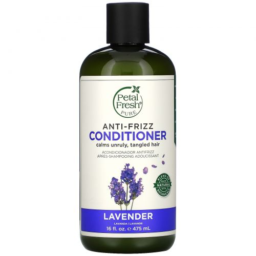 Petal Fresh, Pure, Conditioner, Nourishing, Lavender, 16 fl oz (475 ml)