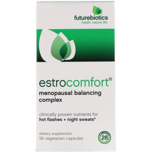 FutureBiotics, EstroComfort, 56 Veggie Caps