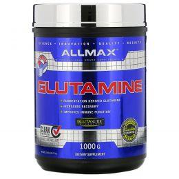 ALLMAX Nutrition, 100% чистый микроизмельченный глутамин, 2,2 фунта (1000 г)
