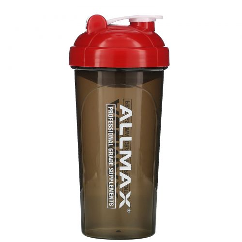 ALLMAX Nutrition, Leak-Proof Shaker Bottle with Vortex Mixer, 25 oz (700 ml)