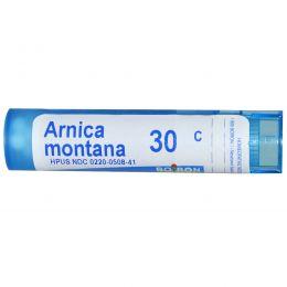 Boiron, Single Remedies, Арника горная (Arnica Montana), 30C, приблизительно  80 гранул