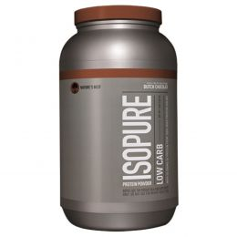 Nature's Best, IsoPure, Perfect Low Carb Isopure, голландский шоколад, 3 фунта. (1361 г)