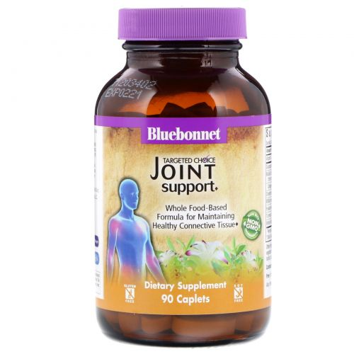 Bluebonnet Nutrition, Targeted Choice, Joint Support, 90 Caplets